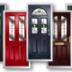 Bi-fold Double Glazed Doors